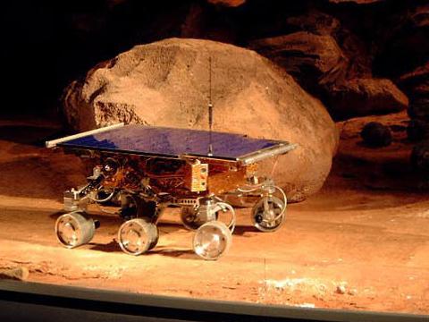 火星探査機【マーズ・ローバー】の製作実績があります