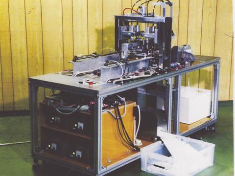 澤電子ならこんな技術をロボット開発に