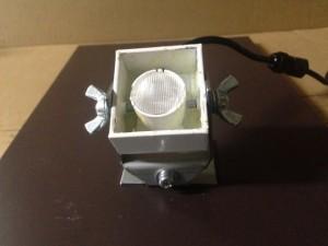 LEDユニット(楕円拡散レンズ付)